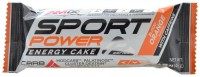 Amix Sport Power Energy Cake Bar with caffeine 45g -