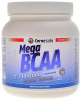 Carne Labs Mega BCAA 2:1:1 instant fermented 400 g -