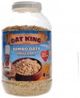 Oat King Jumbo Oats whole grain 100% 4000 g -
