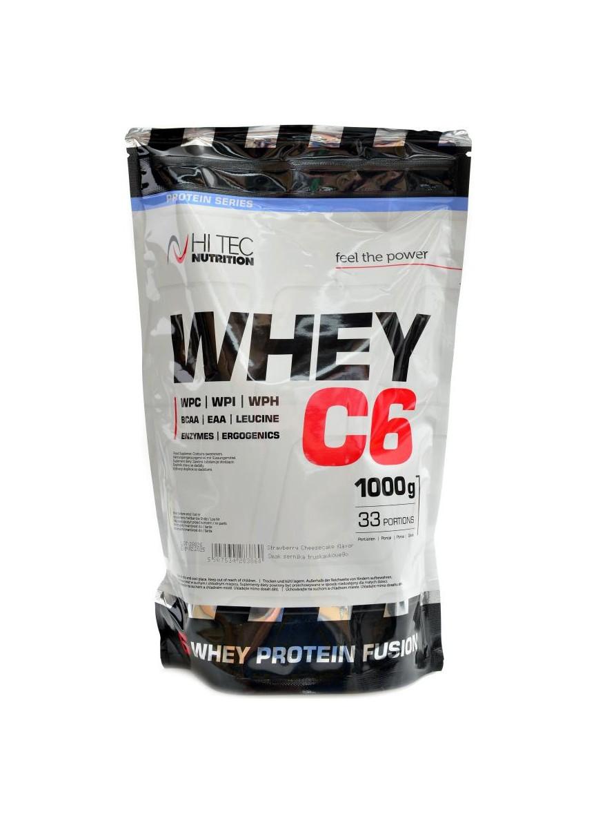 zakupy buty sportowe buty jesienne Hitec nutrition Whey C6 1000 g 100% whey protein
