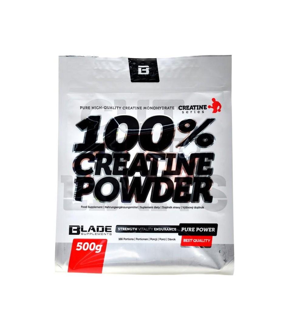 niesamowite ceny najtańszy kupować Hitec nutrition BS Blade Creatine powder 500 g