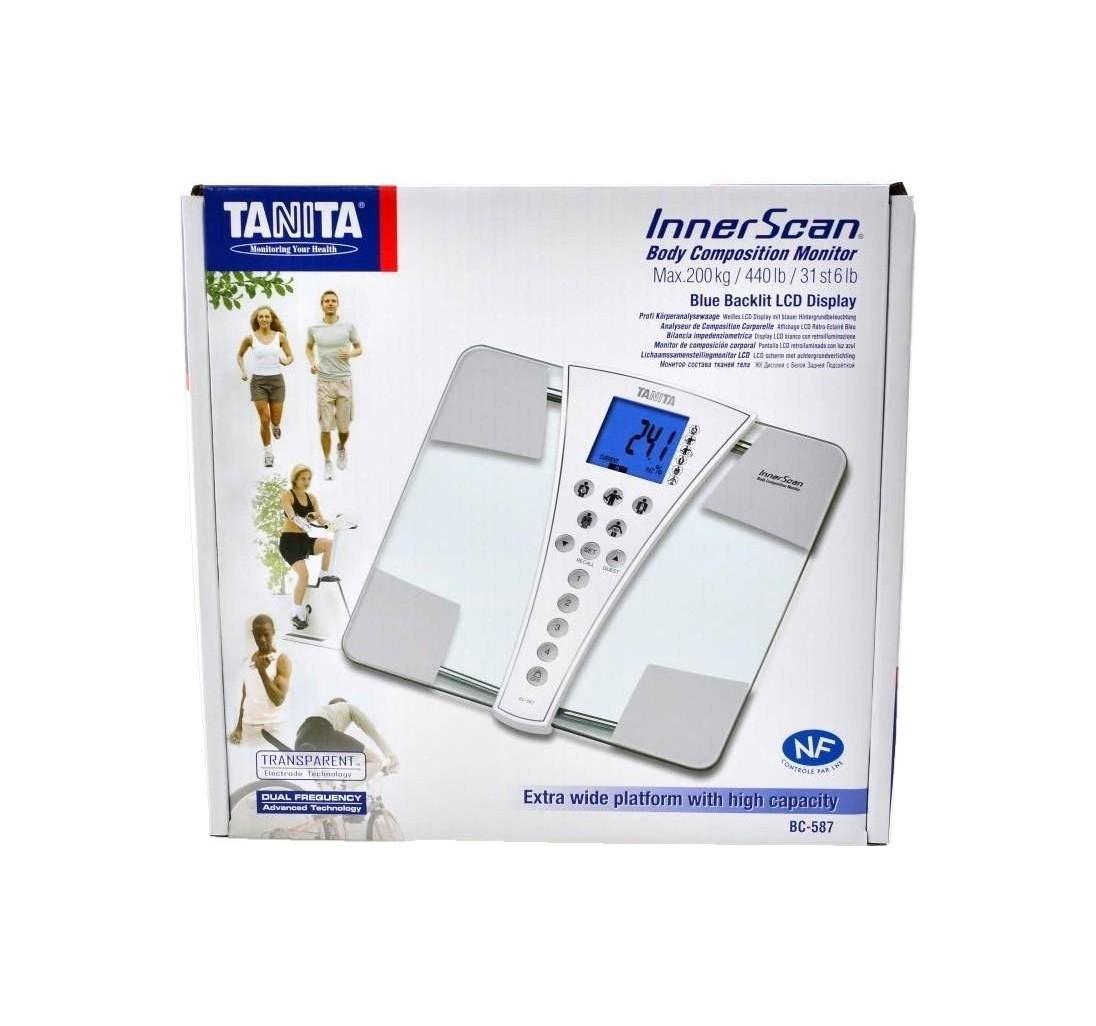 3543e093d Tanita Tanita BC-587 elektronická osobní váha | Osobní váhy ...
